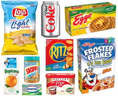 ¿Dieta en 2021? Profeco exhibe productos light altos en grasa y azúcar