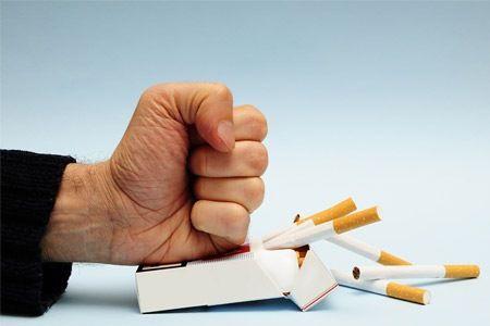 Como dejar fumar el lapiaz doc