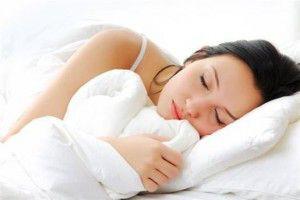 El sueño, la dieta y la salud
