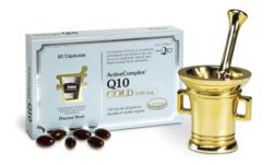 ActiveComplex Q10 Gold 100mg 60 capsulas