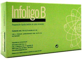 Artesania Agricola Infoligo B 20 ampollas