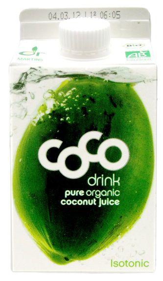 Coco Drink Natural Agua de Coco 500ml