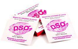 DSO Aceite Intimo 2 sobres