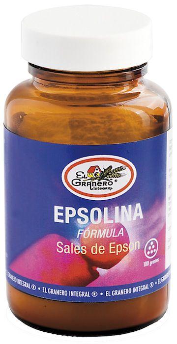El Granero Epsolina-Sales de Epson 100g