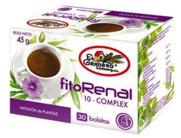El Granero Fitorenal 10-Complex  30 bolsitas