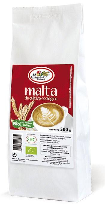 El Granero Malta Bio 500 g