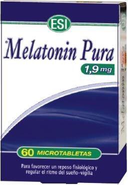 ESI Melatonin Pura 60 comprimidos