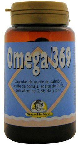 Maese Herbario Omega 369 100 perlas