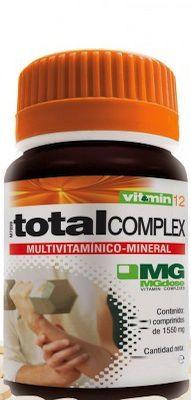 MGdose Total Complex 30 comprimidos