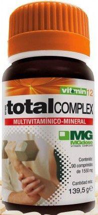 MGdose Total Complex 90 comprimidos