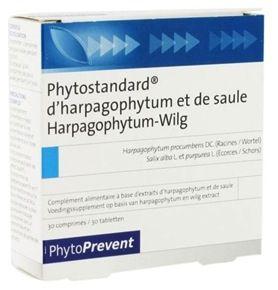 Pileje Phytostandard Harpagofito Sauce 30 comprimidos