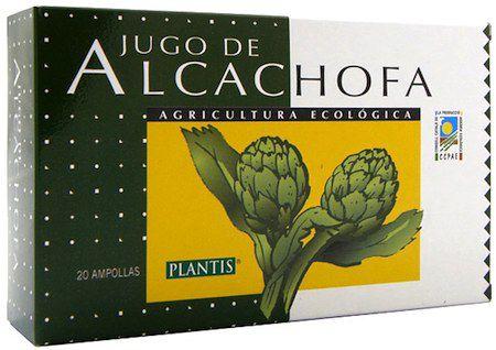 Plantis Alcachofa Eco 20 viales