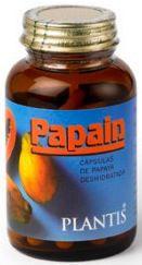 Plantis Papain 60 capsulas