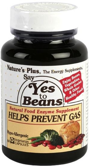 Natures Plus Say Yes to Beans 60 capsulas