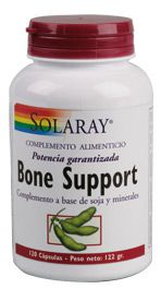 Solaray Bone Support 120 capsulas
