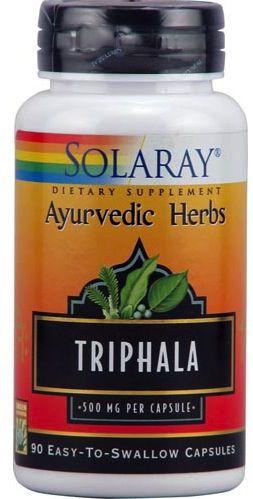 Solaray Triphala 60 capsulas