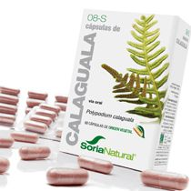 Soria Natural 08S Calaguala 60 capsulas