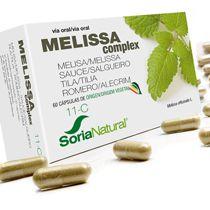 Soria Natural 11C Melissa Complex 60 capsulas