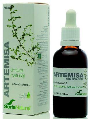 Soria Natural Artemisa Extracto 50ml
