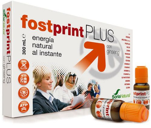 Soria Natural Fost Print Plus 20 viales