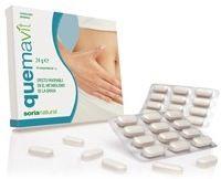 Soria Natural Quemavit 24 comprimidos