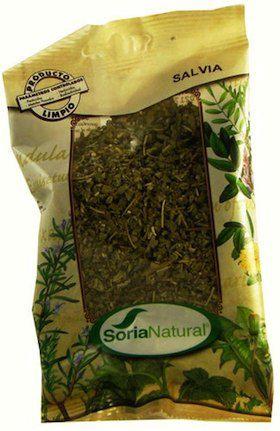 Soria Natural Salvia Bolsa 40g