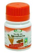 Soria Natural Verde de Zanahoria 100 comprimidos