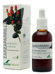 Soria Natural Zarzaparrilla Extracto 50ml