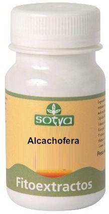 Sotya Alcachofa 60 cápsulas