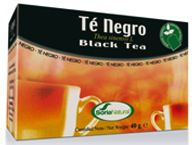 Soria Natural Te Negro Infusion 20 bolsitas