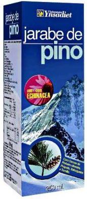 Ynsadiet Jarabe de Pino con Echinacea 250ml