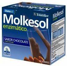 Ynsadiet Molkesol Enzimatico Chocolate 30 sobres