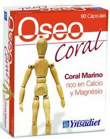Ynsadiet Oseo Coral 90 capsulas
