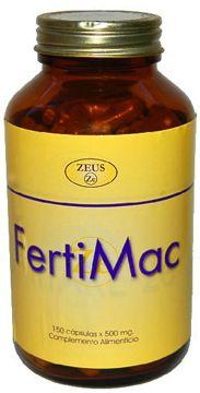Zeus Fertimac 150 capsulas